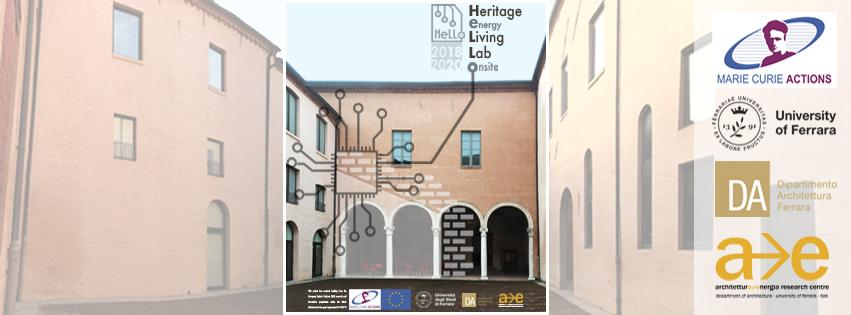 HeLLo - Heritage energy Living Lab onsite