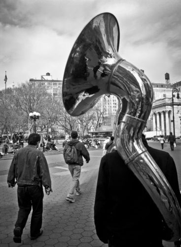 Music street  by Ryan Mc Guir via gratisography  PixabayMc